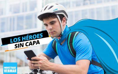 Los héroes sin capa
